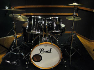 ドラムセット Pearl EXPORTシリーズ