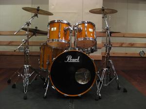 ドラムセット Pearl professional MXシリーズ