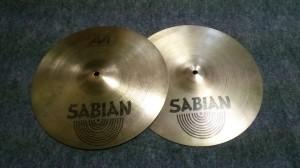 """SABIAN AA Rock Hi-Hat 14"""""""
