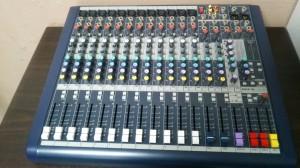 Soundcraft MFX12/2