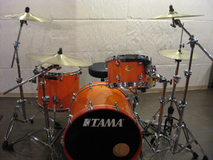 ドラムセット TAMA STARCLASSIC Maple
