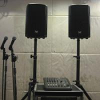 音響PAセットMini B