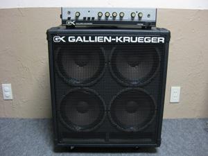Gallien-Krueger-400RB+410T