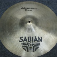 SABIAN AA MEDIUM THIN Crash 18″