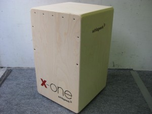 カホンSchlagwerk Percussion SR-CP105 X-one Red-X