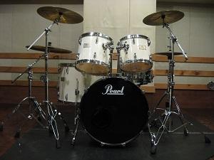 ドラムセット Pearl ZENITHAL RESONATORシリーズ