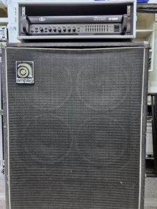 ベースアンプ AMPEG SVT-3PRO+SVT-810E